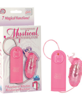 Mystical Dragon 7-Function Silver Bullet W/Pink Sleeve