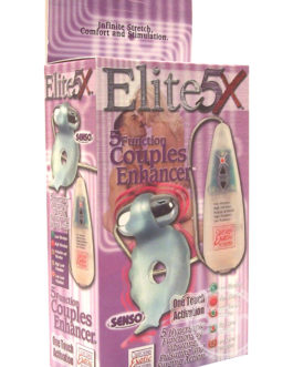 ELITE 5X FUNCTION COUPLES ENHANCER MULTI FUNCTION CLEAR
