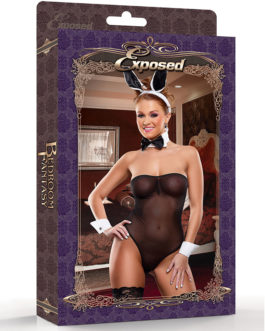 Magic Silk Bedtime Bunny Black
