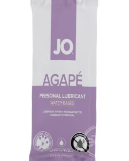 Agape Original Lube 10ml Sample