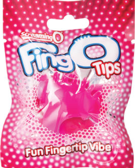 Screaming O Fing O Tips Silicone Finger Massagers