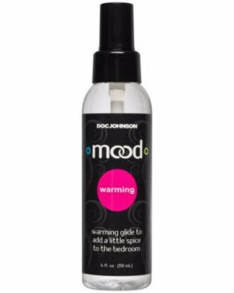Mood Warming Lubricant 4 Ounce