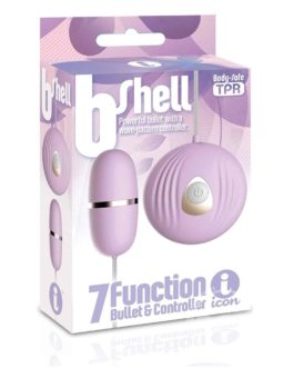 B-Shell 7 Function Bullet & Controller Purple